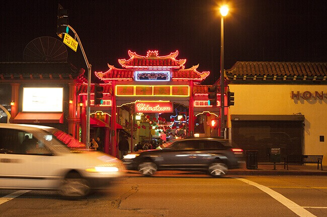 Dr. Latner Photography of chinatown
