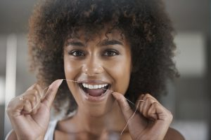 Your dentist in Los Angeles explains why you need to floss daily.